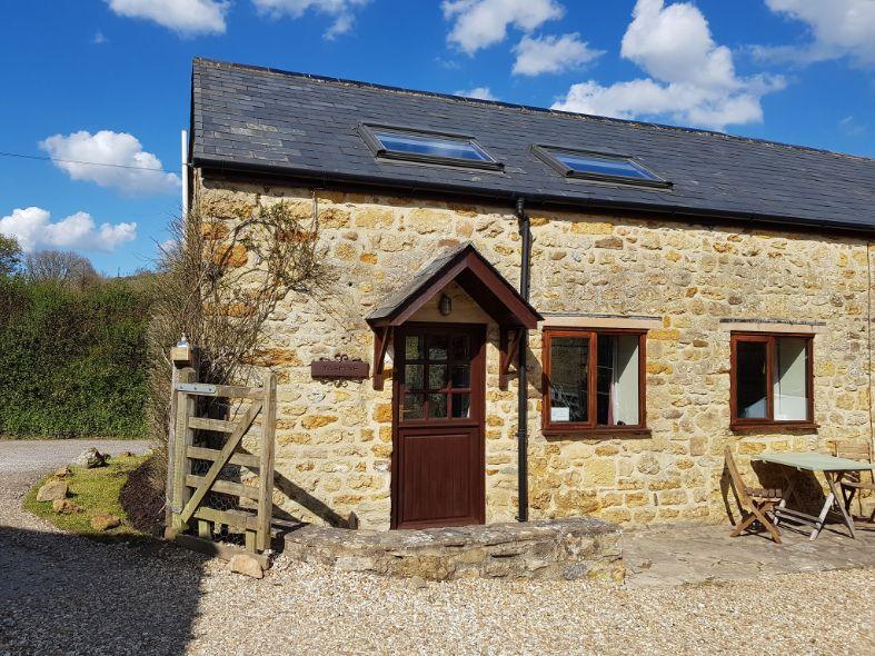 Jasmine Cottage - Hellbarn Cottages